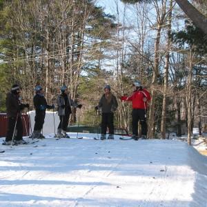 ski slessons in NH