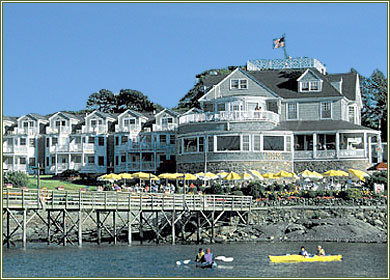 Bar Harbor Maine Bed And Breakfast Inn B Hotel Lodging Tour New England Travel Information For Nh Me Ma Ct Ri Vt